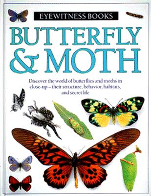 Image for Butterfly & Moth (Eyewitness Books)