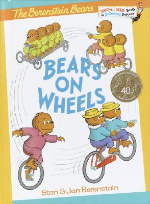 Image for Bears on Wheels (Bright & Early Books)