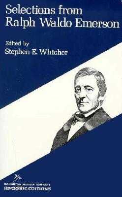 Image for Selections from Ralph Waldo Emerson (Riverside Editions, A13)