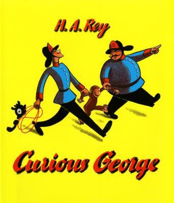 Curious George, H. A. Rey, Margret Rey