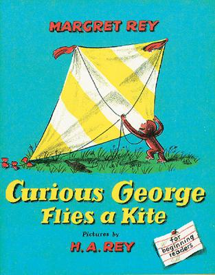 Image for Curious George Flies a Kite