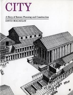 Image for City: A Story of Roman Planning and Construction