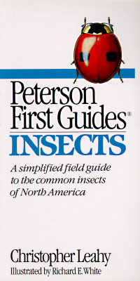 Image for Peterson First Guide to Insects of North America (Peterson First Guides)