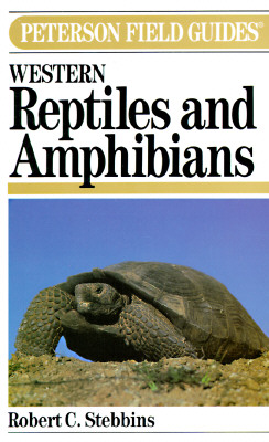 Image for WESTERN REPTILES AND AMPHIBIANS PETERSON FIELD GUIDES