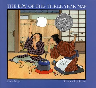 The Boy of the Three-Year Nap, Dianne Snyder