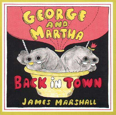 George and Martha Back in Town, Marshall, James