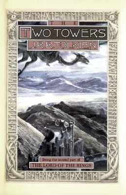 Image for The Two Towers: Being the Second Part of The Lord of the Rings (2)