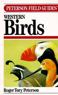 Image for Peterson Field Guide(R) to Western Birds: Third Edition (Peterson Field Guides)
