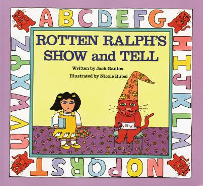Image for Rotten Ralph's Show and Tell