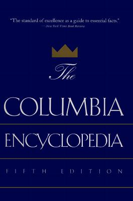 Image for COLUMBIA ENCYCLOPEDIA, THE FIFTH EDITION