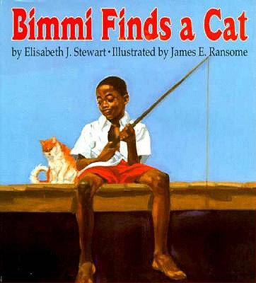 Image for BIMMI FINDS A CAT