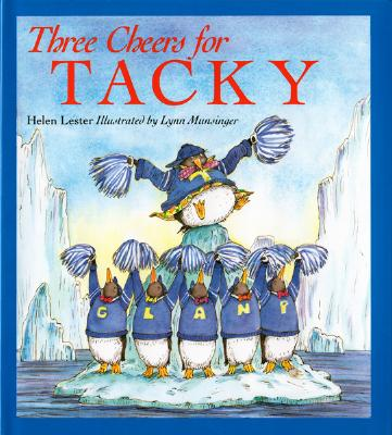 Image for Three Cheers for Tacky (Tacky the Penguin)