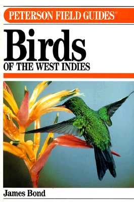 Image for A Field Guide to Birds of the West Indies, 5th Edition (Peterson Field Guides)