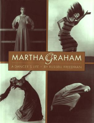 Image for Martha Graham: a Dancer's Life