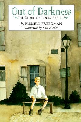 Out of Darkness, the Story of Louis Braille, Freedman, Russell