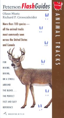 Image for Animal Tracks (Peterson FlashGuides)