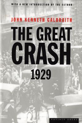 The Great Crash 1929, Galbraith, John Kenneth