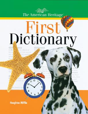 Image for The American Heritage First Dictionary