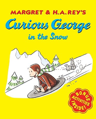 CURIOUS GEORGE IN THE SNOW, H.A. REY