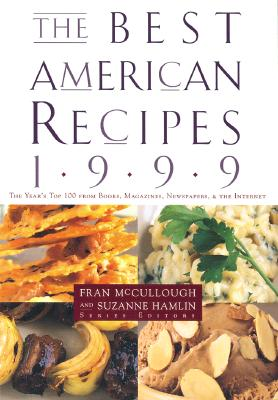 Image for BEST AMERICAN RECIPES 1999