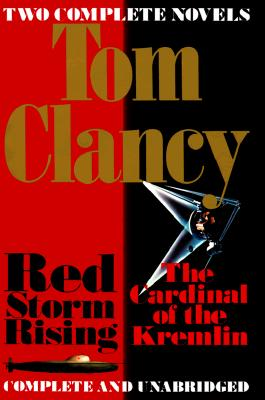Image for Tom Clancy: Two Complete Novels: Red Storm Rising and The Cardinal of the Kremlin