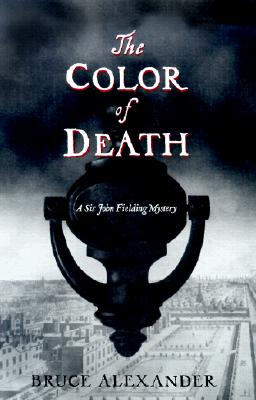 Image for The Color of Death: A Sir John Fielding Mystery