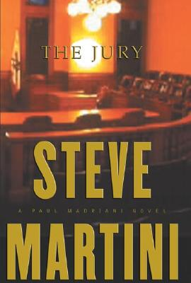 Image for JURY, THE A PAUL MADRIANI NOVEL