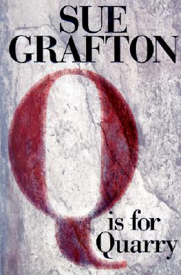 Q is for Quarry, SUE GRAFTON