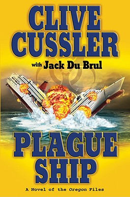 Image for Plague Ship (The Oregon Files)