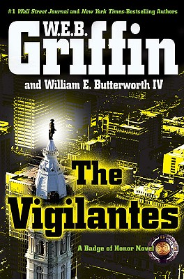 Image for The Vigilantes (Badge Of Honor)