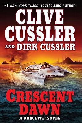 Image for Crescent Dawn (Dirk Pitt Adventure)