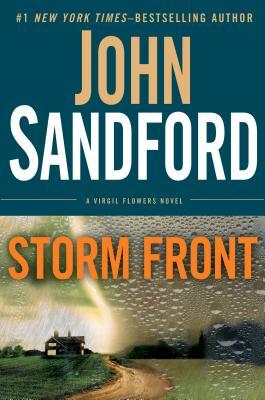 Storm Front (A Virgil Flowers Novel), Sandford, John
