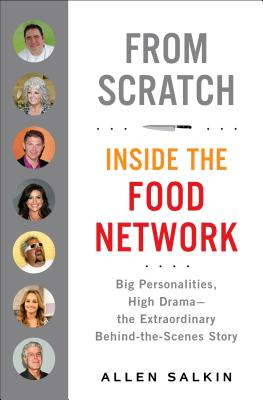 Image for From Scratch: Inside the Food Network