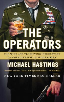 Image for OPERATORS, THE : THE WILD AND TERRIFYING INSIDE STORY OF AMERICA'S WAR IN AFGHANISTAN