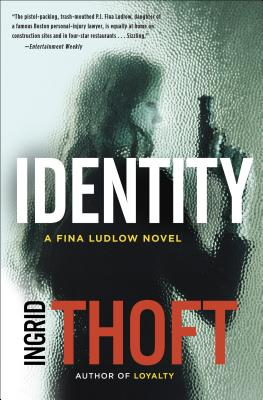Image for IDENTITY A FINA LUDLOW NOVEL