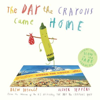 Image for Day the Crayons Came Home