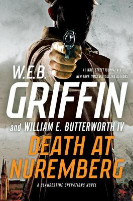 Image for Death at Nuremberg (A Clandestine Operations Novel)