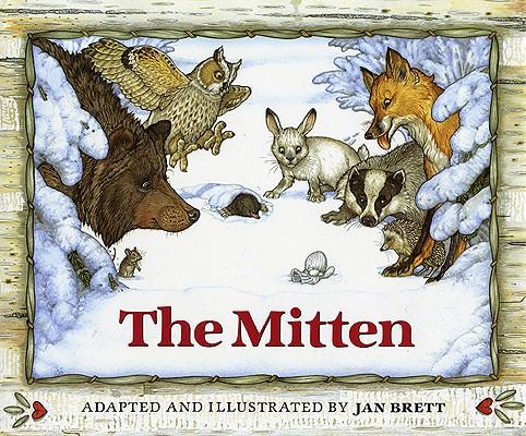 MITTEN, THE, BRETT, JAN