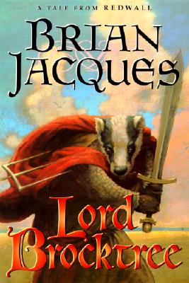 Lord Brocktree: A Tale from Redwall, Jacques, Brian