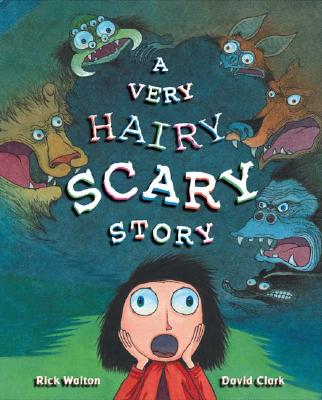 Image for A Very Hairy Scary Story