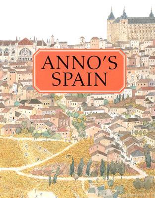 Anno's Spain, Mitsumasa Anno
