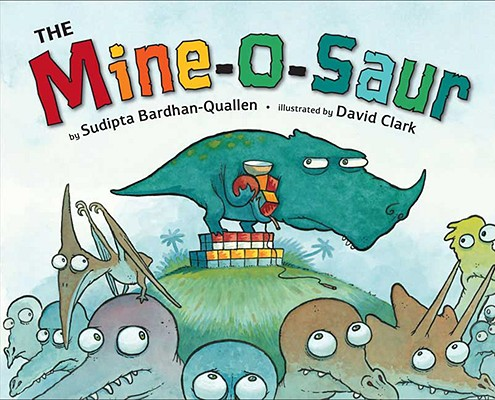 Image for The Mine-O-Saur