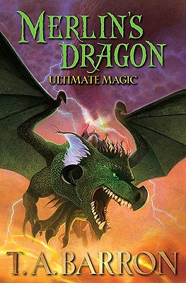 Image for Merlin's Dragon, Book 3: Ultimate Magic