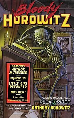 Bloody Horowitz, Anthony Horowitz