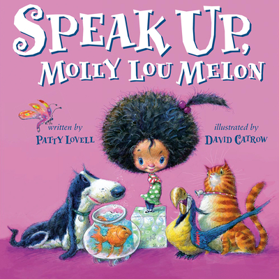 Image for SPEAK UP, MOLLY LOU MELON