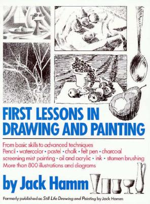 Image for First Lessons in Drawing and Painting