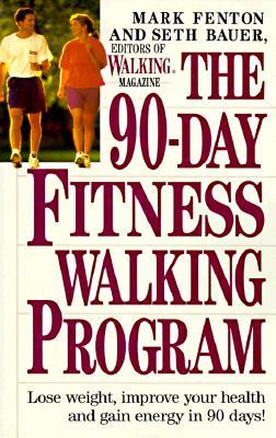 Image for 90-DAY FITNESS WALKING PROGRAM