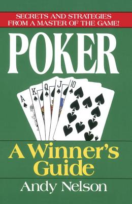 Image for Poker: A Winner's Guide (Perigee)