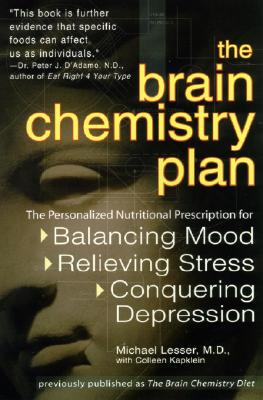 Image for The Brain Chemistry Plan
