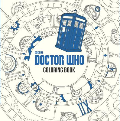 Image for Doctor Who Coloring Book